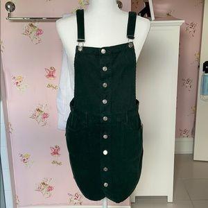 NWT dress overalls
